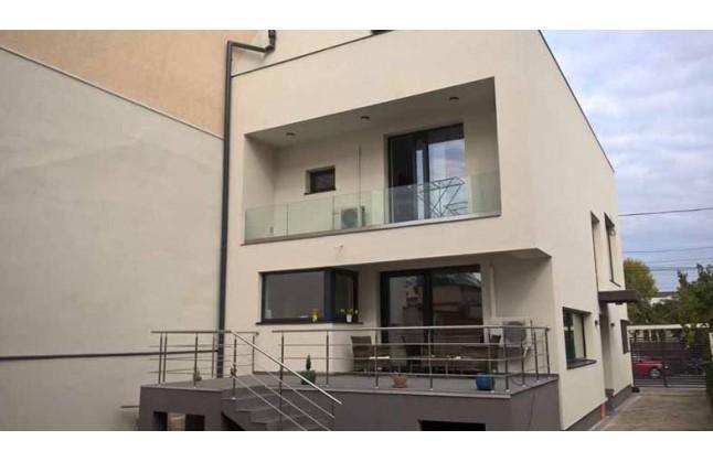 Проект на къща в минималистичен стил
