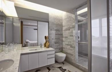 Окачени тавани за баня