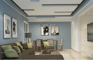 Монтаж на окачени тавани от гипсокартон